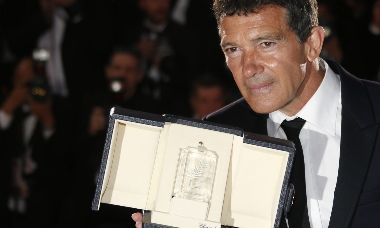 Antonio Banderas, a por su séptimo premio de la temporada