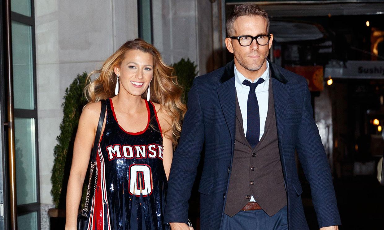 ¿Imaginas encontrarte con Blake Lively y Ryan Reynolds en el metro?