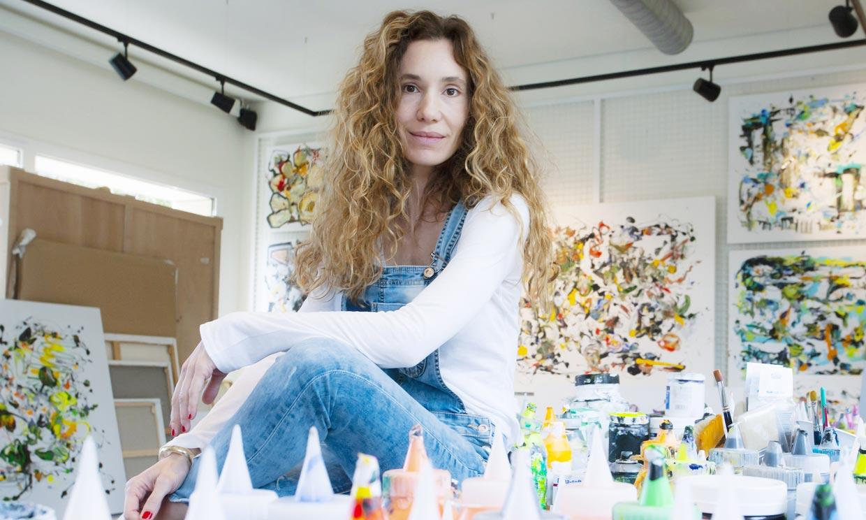 El arte de Blanca Cuesta vuelve a traspasar fronteras... ahora en Qatar