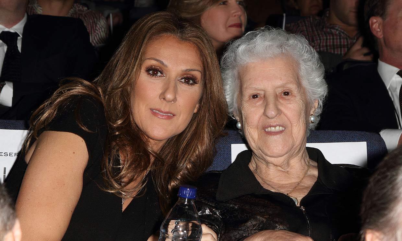 Céline Dion dice adiós a su madre cuando se cumplen cuatro años de la muerte de su marido