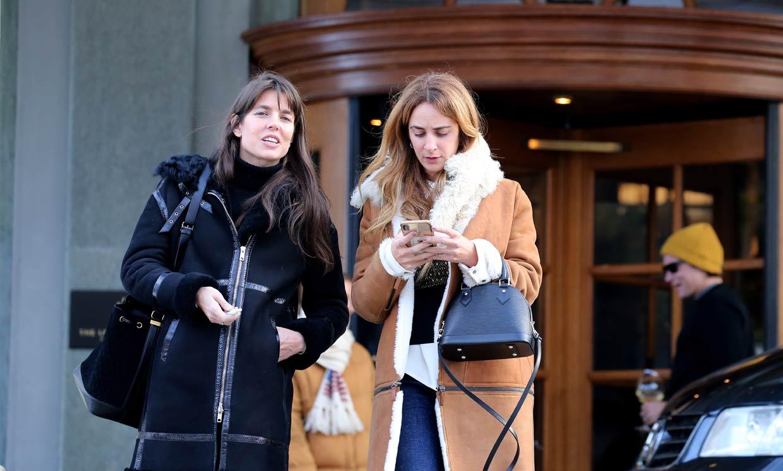 Carlota y Carolina de Mónaco, Orlando Bloom, Karlie Kloss... de boda en St. Moritz