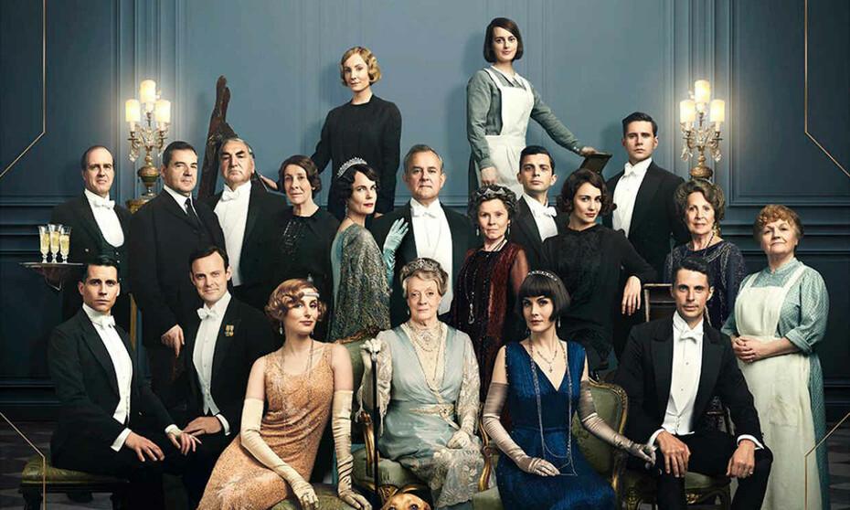 Downton Abbey: la serie británica de más éxito prepara una secuela ...