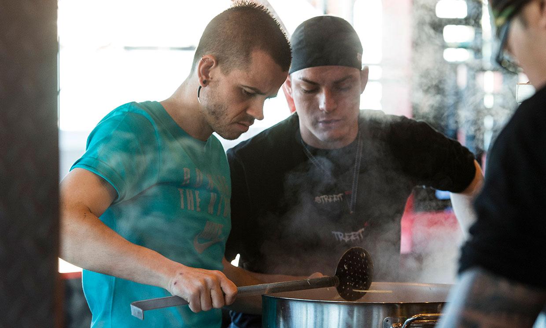 David Muñoz, el chef favorito… ¡también de los 'royals'!