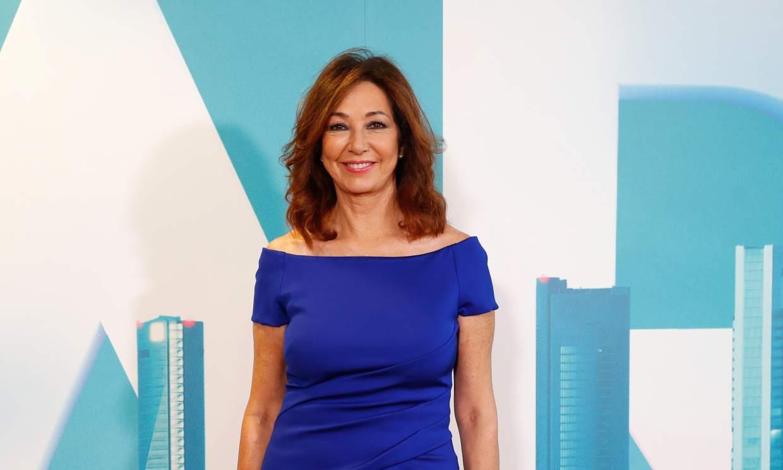 Las dulces palabras de Ana Rosa Quintana a Toñi Moreno minutos antes de ser madre