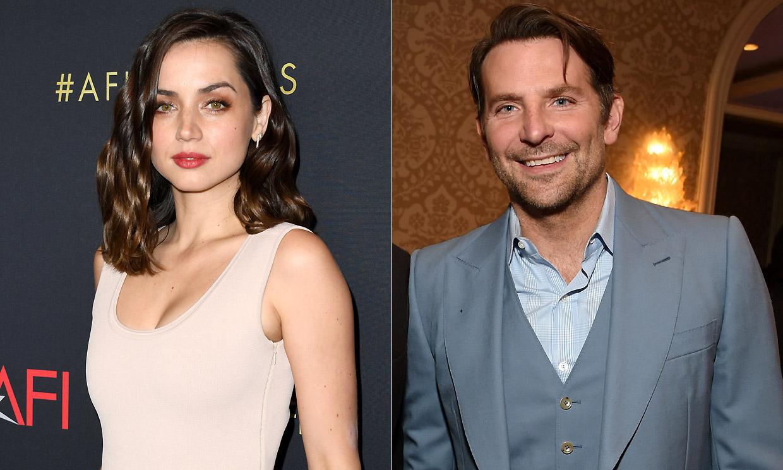 Ana de Armas y Bradley Cooper, ¿de dónde surgen los rumores que los relacionan?