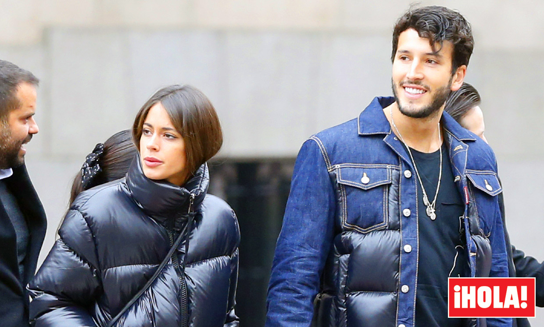 EXCLUSIVA: Tini Stoessel y Sebastián Yatra pasean su amor por Madrid