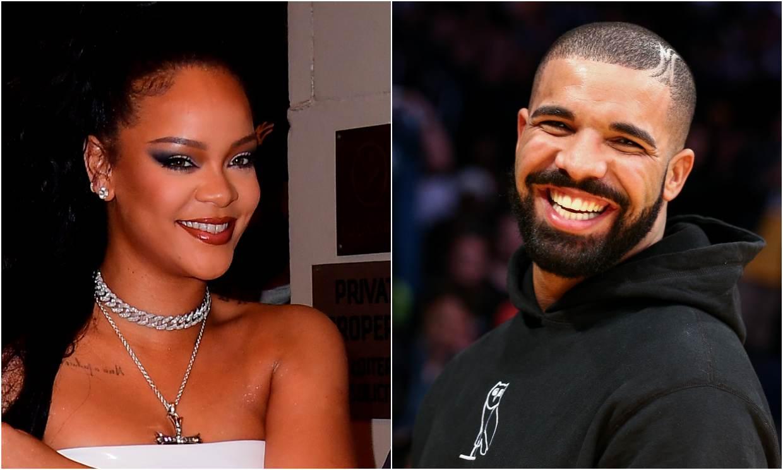 Rihanna y Drake hacen saltar los rumores con su encuentro