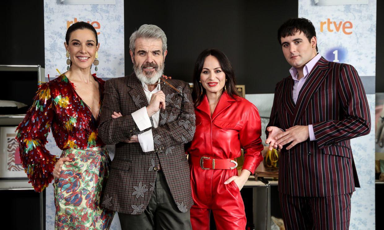 Estos son los 12 concursantes de la tercera temporada de 'Maestros de la costura'