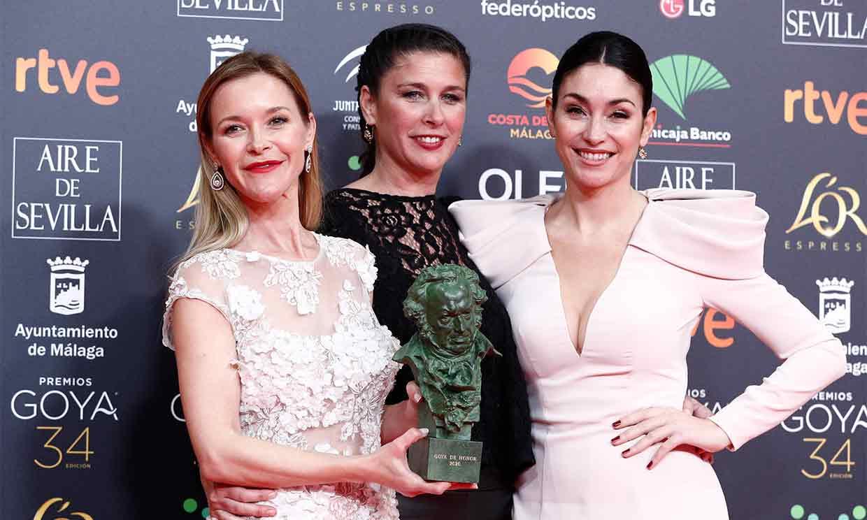 Las hijas de Pepa Flores describen el momento de entregarle el Goya de Honor a su madre