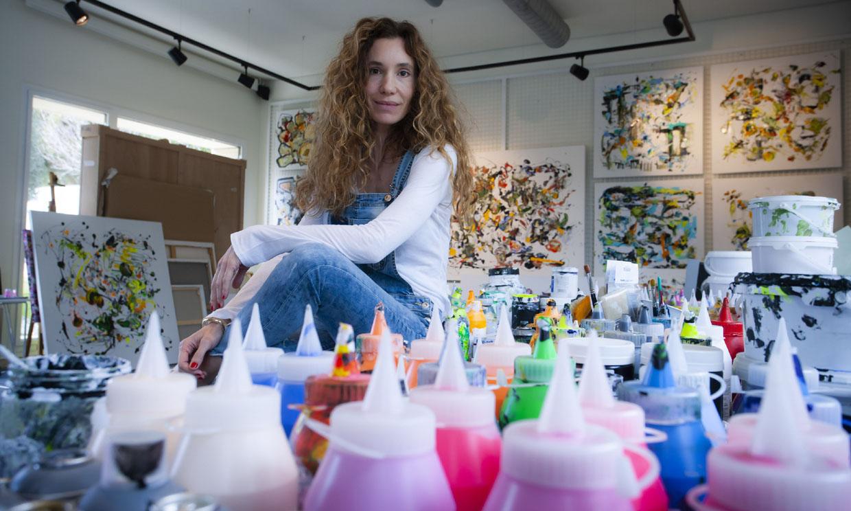Blanca Cuesta expone sus obras favoritas en Qatar por primera vez