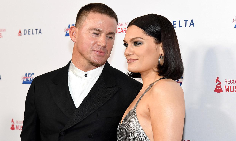 Jessie J y Channing Tatum van a por todas en su reconciliación y se lanzan a las alfombras rojas