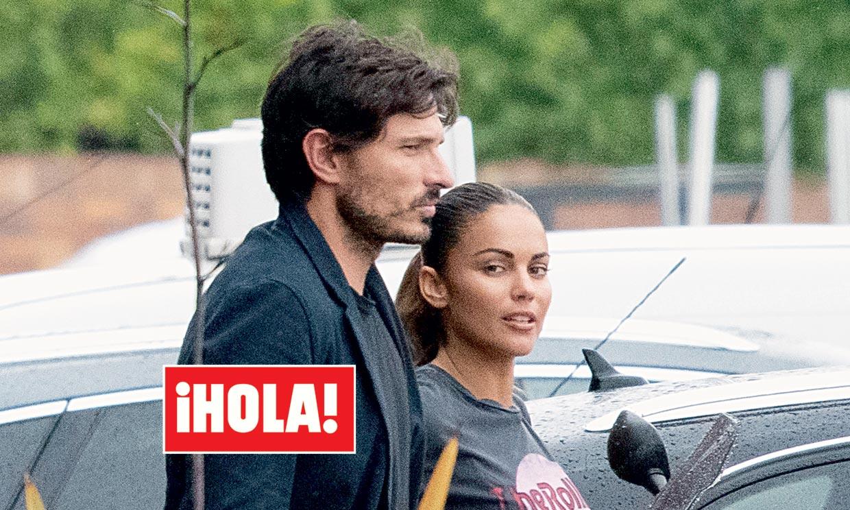 Exclusiva en ¡HOLA!, Lara Álvarez y Andrés Velencoso han roto