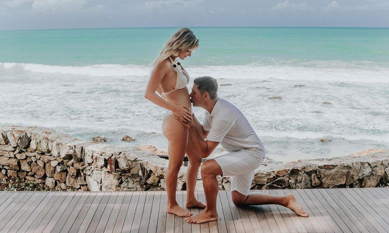 Doda Miranda anuncia emocionado que va a ser padre por segunda vez