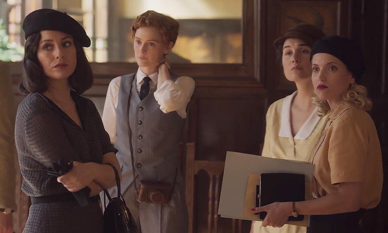 'Las chicas del cable', al límite en el adelanto de su última temporada