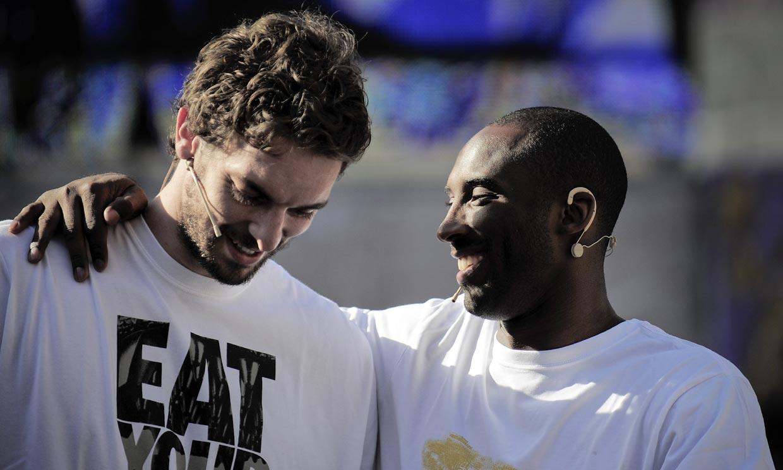 Pau Gasol sigue destrozado tras la muerte de Kobe Bryant: 'Me niego a creerlo'