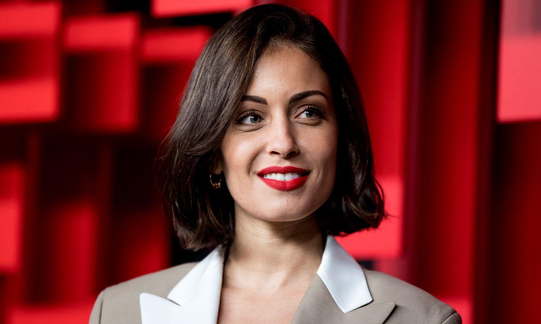 Hiba Abouk recuerda 'El Príncipe' y sus 'fans' enloquecen
