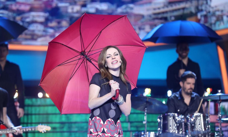 María Isabel, estrella de 'TCMS' convertida en vocalista de 'La Oreja de Van Gogh'