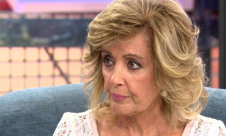 María Teresa Campos no puede evitar las lágrimas al hablar de su ruptura con Edmundo Arrocet