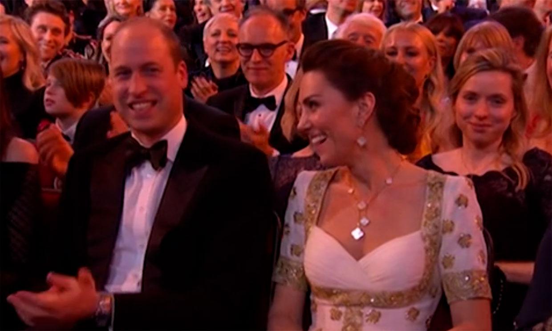 La broma de Brad Pitt sobre el príncipe Harry que hizo reír a los Duques de Cambridge
