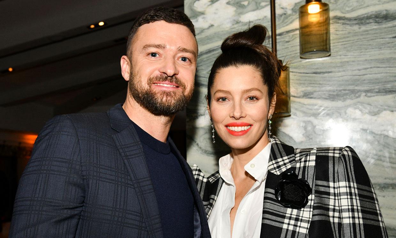 Jessica Biel reaparece de la mano de Justin Timberlake tras el escándalo