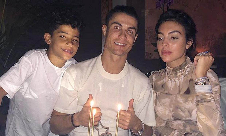Georgina Rodríguez deja sin palabras a Cristiano Ronaldo con su regalo de cumpleaños