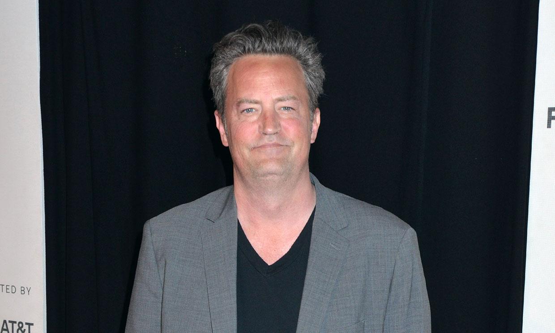 Los fans de 'Friends' en alerta gracias a Matthew Perry: 'Llegan grandes noticias'