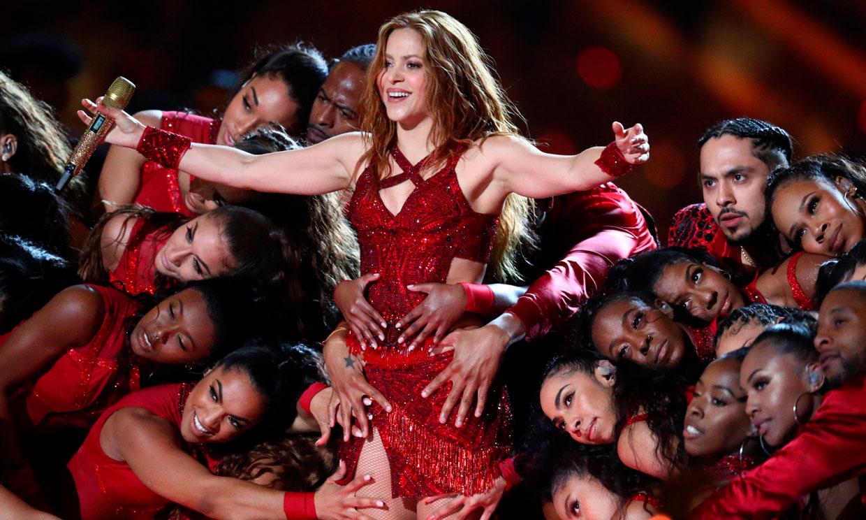 Buena o mala ¿Cómo es la relación de Shakira con Bad Bunny y J Balvin tras la Super Bowl?