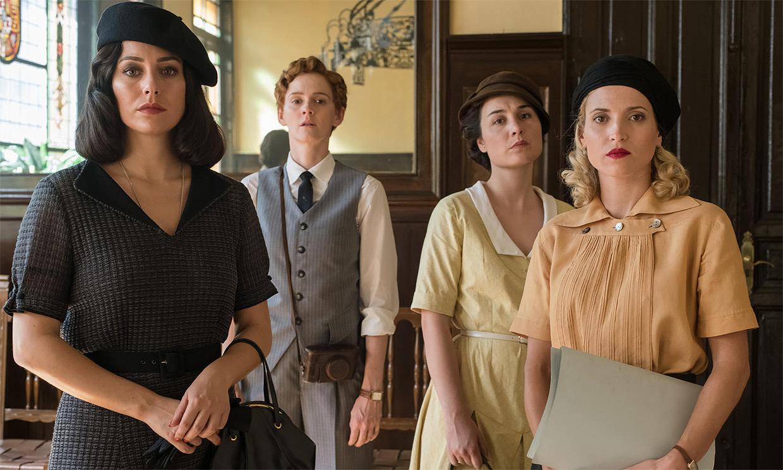EXCLUSIVA: A punto de comenzar la 5ª temporada de 'Las chicas del cable', aquí puedes leer las primeras páginas del guion