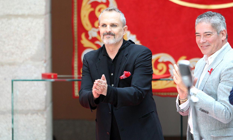 Boris Izaguirre, guionista de la serie biopic de Miguel Bosé