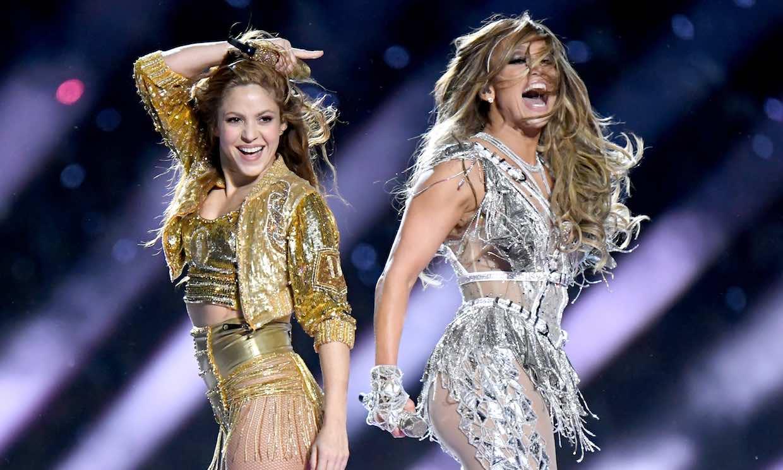 Shakira y Jennifer López arrasan en ventas después de su épico show en la Super Bowl