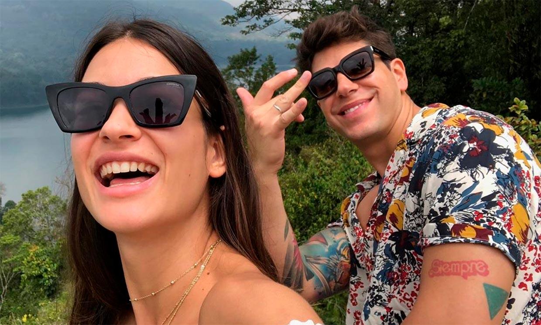 Estela Grande confirma su ruptura con Diego Matamoros: 'Necesito tranquilidad, sin presión'