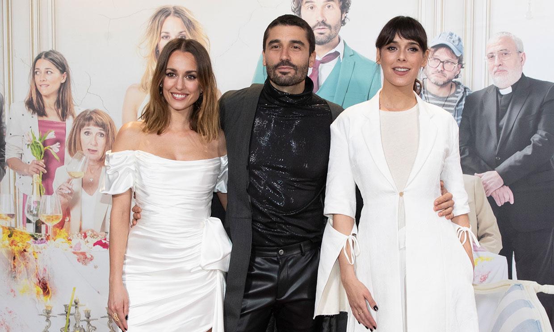 ¿Perdonarían Alex García, Belén Cuesta y Silvia Alonso una infidelidad? Los actores responden