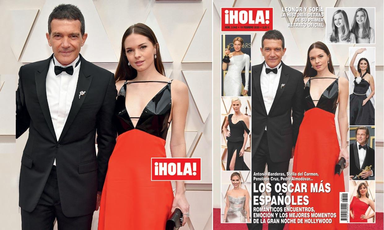 En ¡HOLA!, los Oscar más españoles