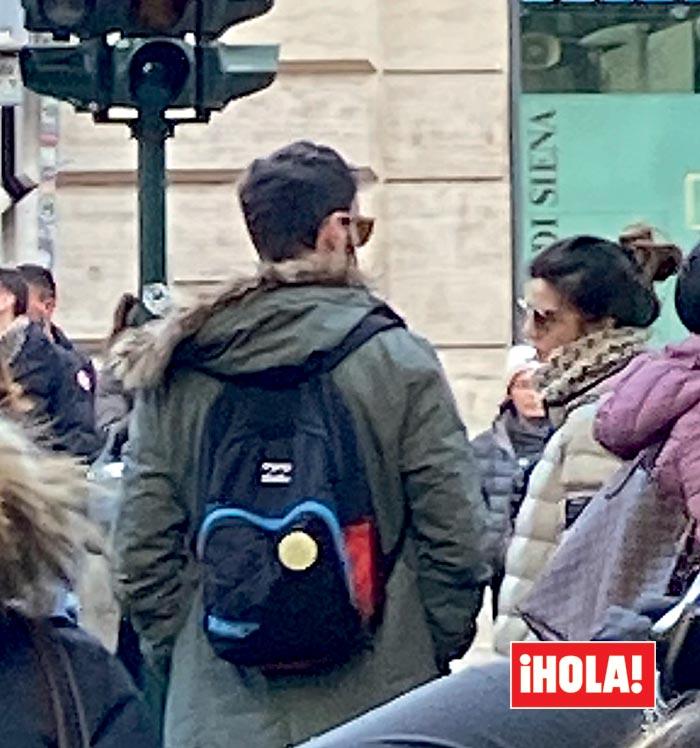 Exclusiva En Hola Clara Lago Y Dani Rovira Sorprendidos Juntos En Roma
