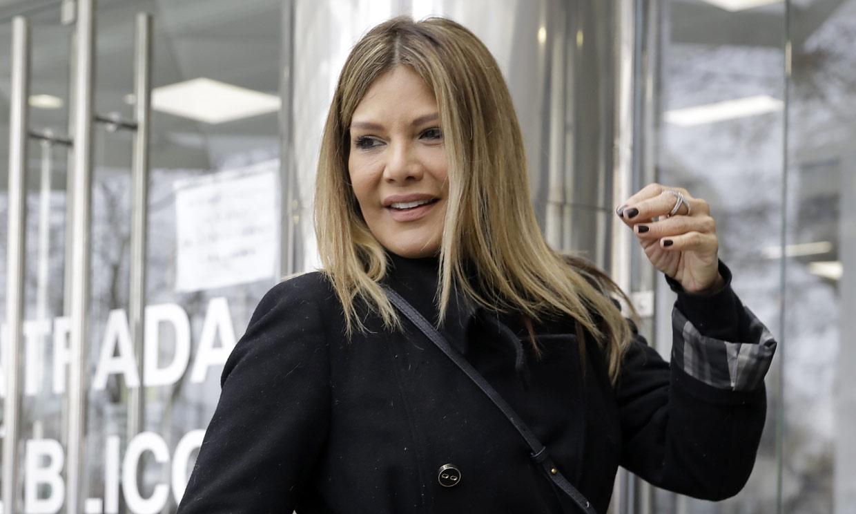 Ivonne Reyes denuncia a Pepe Navarro por impago en la pensión de su hijo