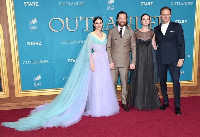 Outlander Starz Adelanta El Estreno De Su Quinta Temporada Por San Valentín