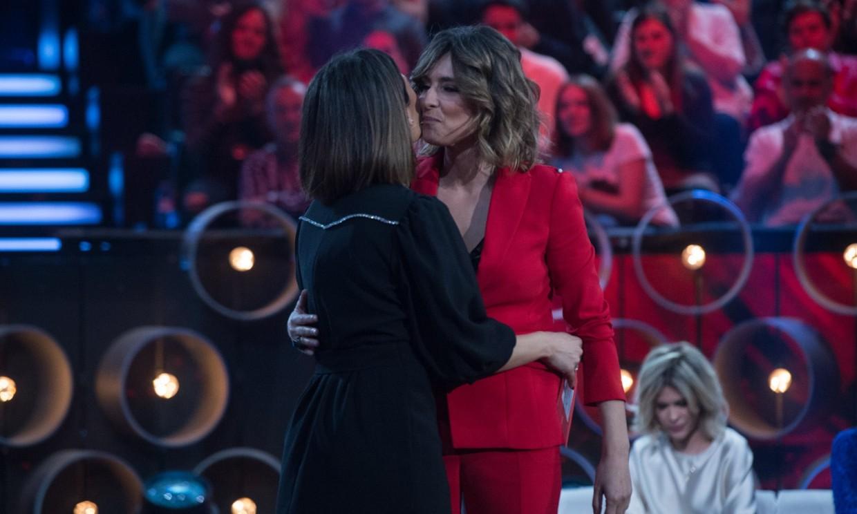 Nagore Robles y Sandra Barneda, cara a cara por San Valentin entre rumores de reconciliación