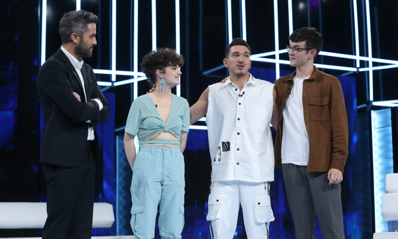 Anne, Flavio y Bruno, tres nominados lucharán por su plaza por primera vez en OT