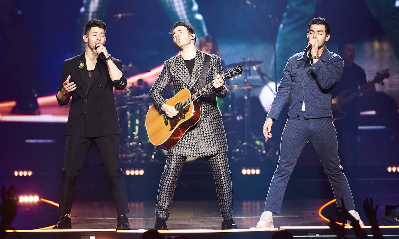 Diez años más tarde, Jonas Brothers inundan Madrid de nostalgia adolescente en su concierto