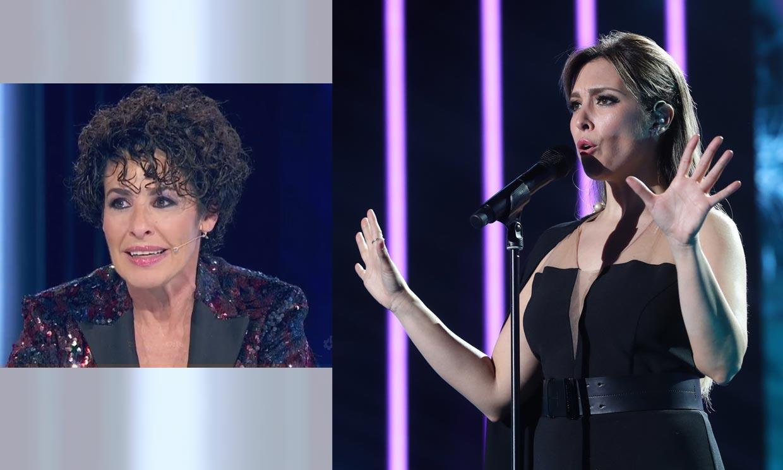 Las lágrimas de emoción de Nina al reencontrarse con su 'alumna' Gisela, que volvió a OT tras los Oscar