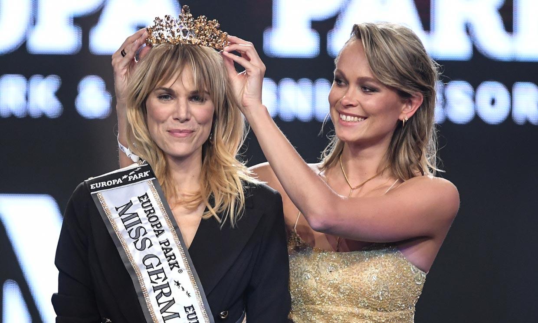 Así es la nueva Miss Alemania que rompe moldes: tiene 35 años, es madre y empresaria