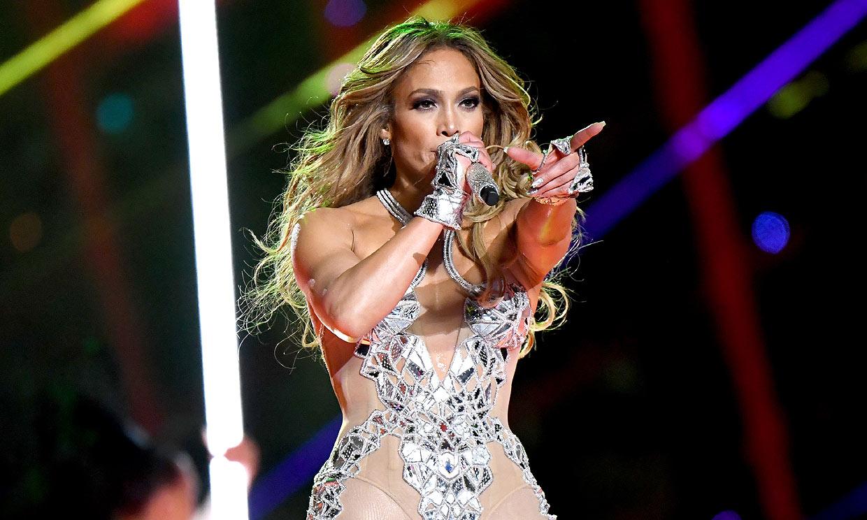 Jennifer Lopez, asombrada con los bailarines de 'Operación Triunfo'