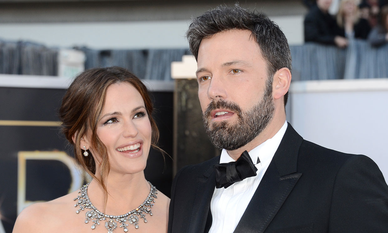 Ben Affleck: 'De lo que más me arrepiento en la vida es de mi divorcio con Jennifer Garner'