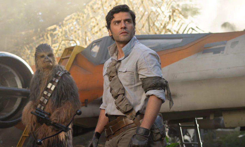 'Star Wars' planea una precuela de Poe Dameron, al que da vida Oscar Isaac
