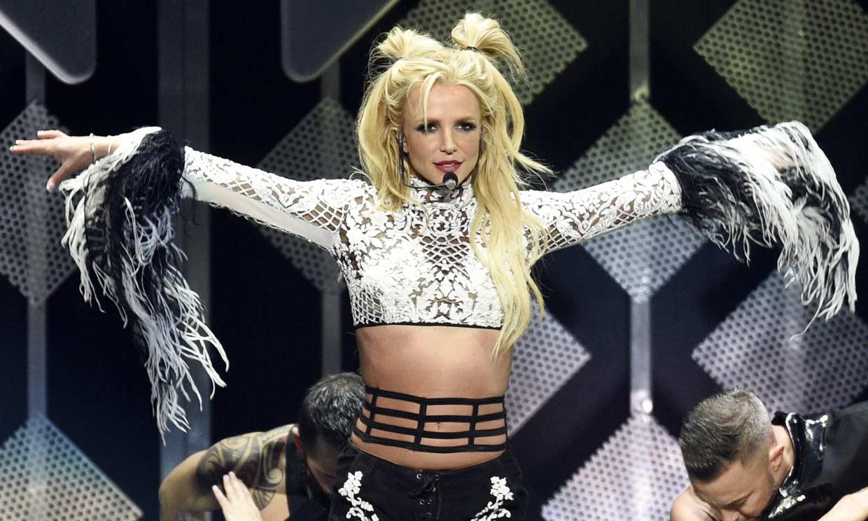 Britney Spears, hospitalizada por romperse un pie mientras bailaba
