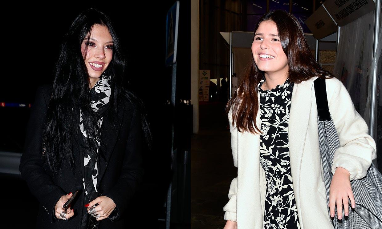 Cayetana Rivera y su madre, protagonistas de un curioso encuentro en casa de María Teresa Campos