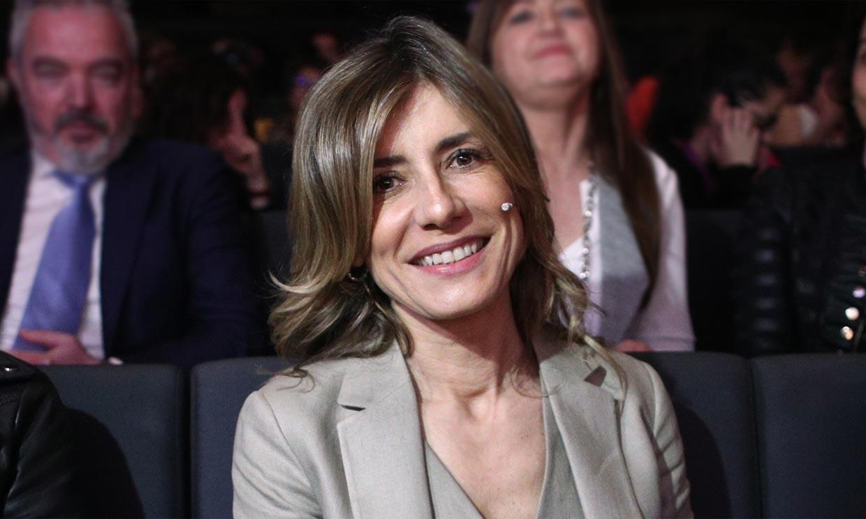 Begoña Gómez ejerce de conferenciante en unas jornadas de emprendimiento rural