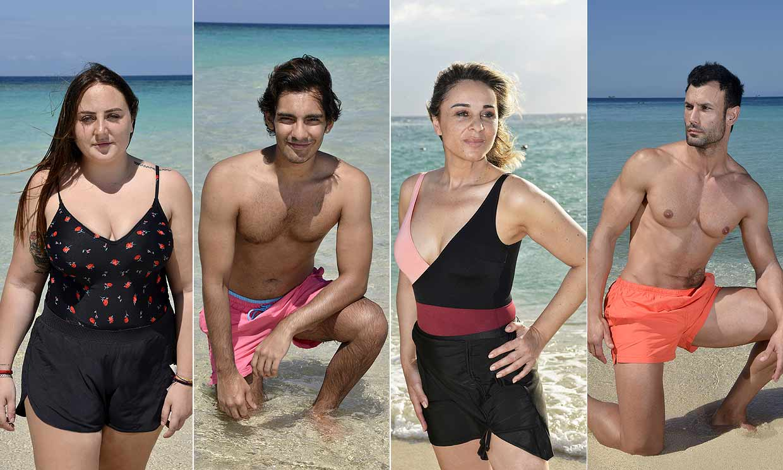 Ya está aquí el primer posado en bañador de los concursantes de 'Supervivientes 2020'