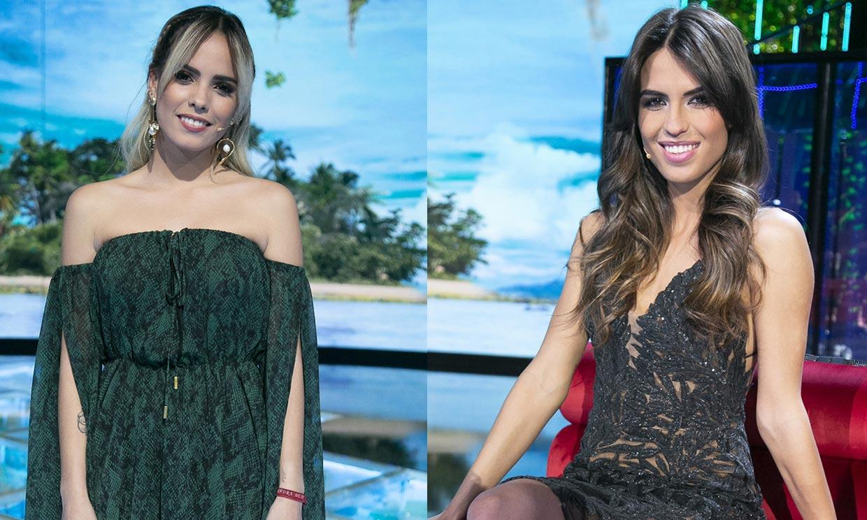 Gloria Camila y Sofía Suescun, el cara a cara más tenso en el arranque de 'Supervivientes 2020'
