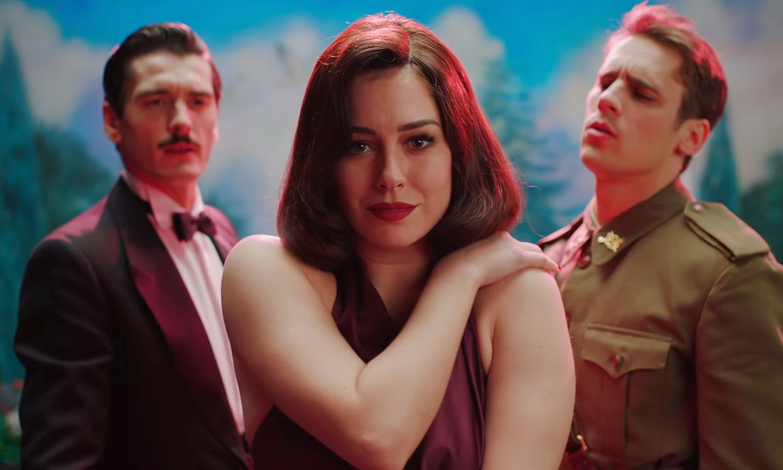 Jon González y Martiño Rivas interpretan 'Dos hombres y un destino' por Blanca Suárez